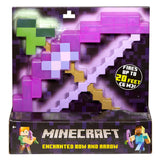 Minecraft Enchanted Bow And Arrow
