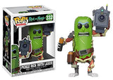 Funko Rick and Morty - Pickle Rick with Laser Collectible Action Figure