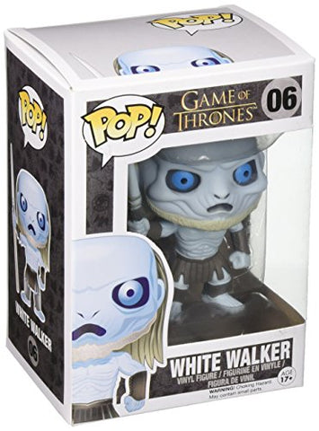 Funko POP Game of Thrones: White Walker Vinyl Figure