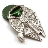 Star Wars Millennium Falcon Metal Bottle Opener