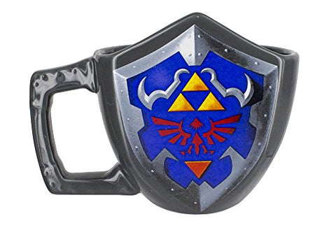Hylian Shield Legend of Zelda Coffee Mug