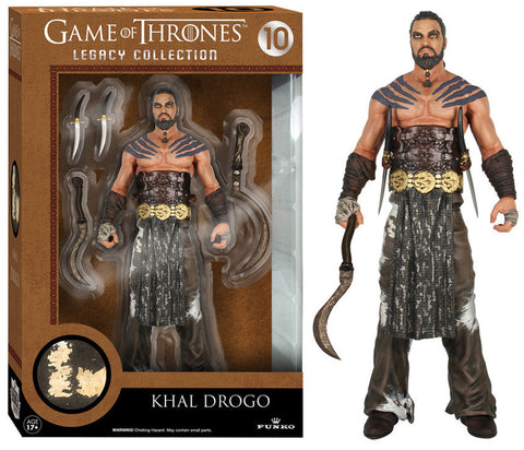 Funko Game of Thrones Legacy Collection Series 2 Khal Drogo Action Figure