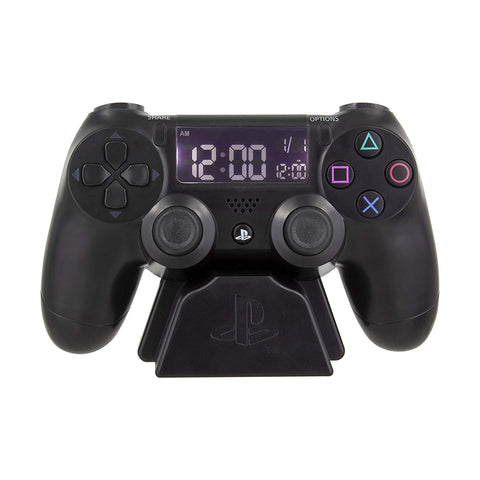 PlayStation DualShock-Themed Alarm Clock