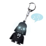 Star Wars Darth Vader Mini LED Light With Sound Keychain