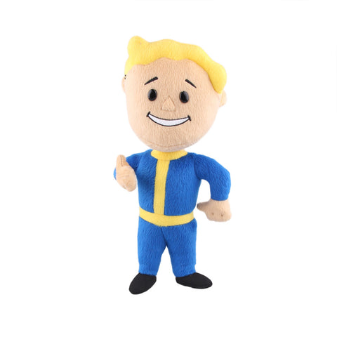 "7"" Fallout 4 Vault Boy Plush Doll"
