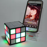 Mini Wireless Bluetooth Speaker with Colorful LED Disco Lights