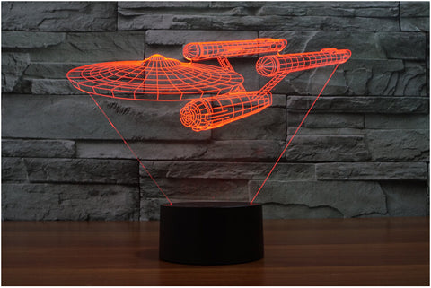 Star Trek 3D  Nightlight