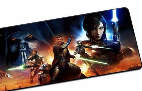 Stormtrooper Star Wars Mouse Pad - Extra Large