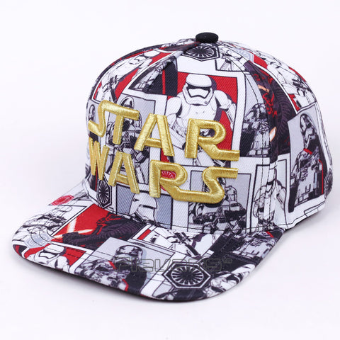 Graffiti Star Wars Graffiti Snapback Hat