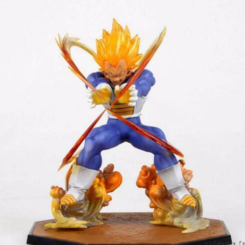 Super Saiyan Vegeta Action Figure