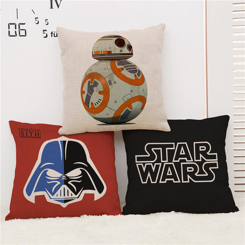 Star Wars Cushion Pillows