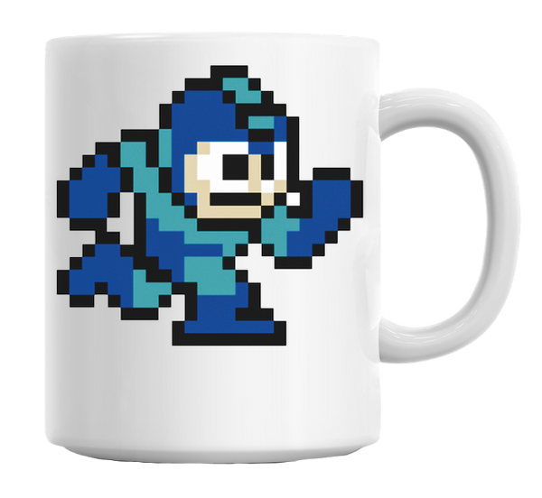 Nintendo Mega Man Coffee Mug