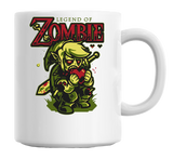 Legend of Zelda Zombie Mug