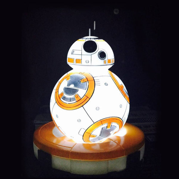 Star Wars BB-8 Multi-Color LED Table Lamp
