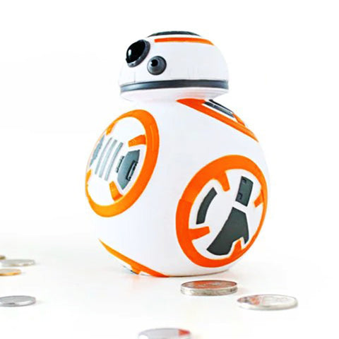 Star Wars BB-8 Coin Bank