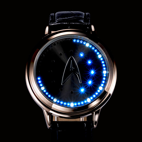 Star Trek LED Waterproof Watch