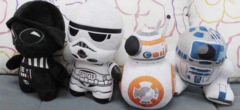 Star Wars Soft Plush Toys