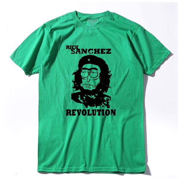Rick and Morty Sanchez Revolution T-Shirt