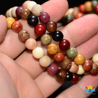 Mâlâ Color Wood Bracelet