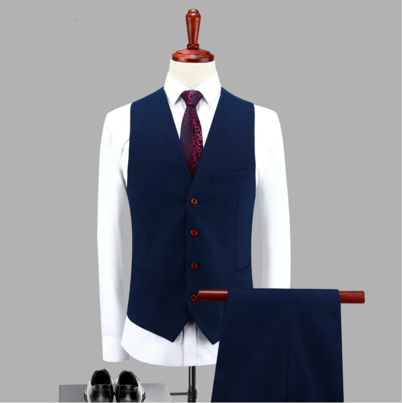 Men's 3 Piece Occassion Suit