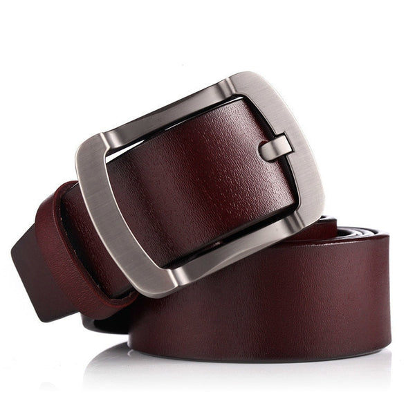 City Formal Leather Belt