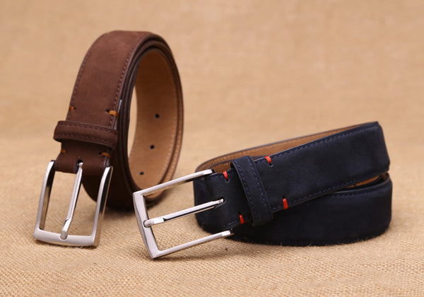 Medina Soft Leather Belt