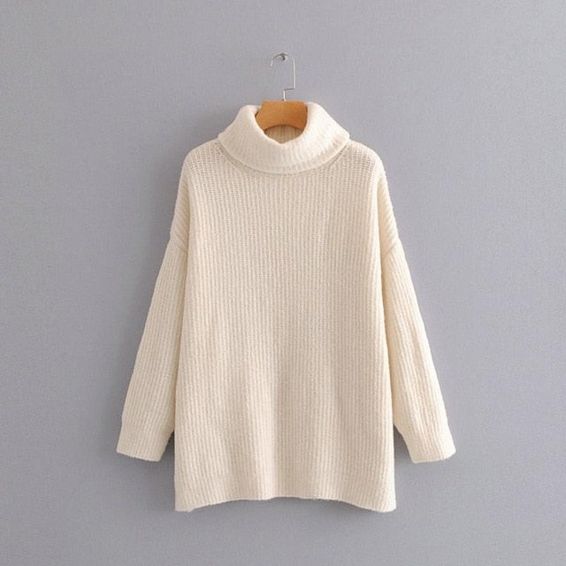 Kef Women's Oversized Sweater