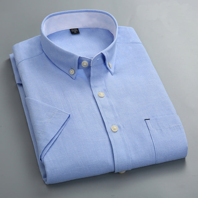 Medina Short Sleeve Oxford