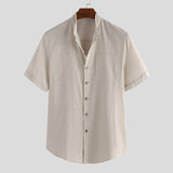 Sahel Evening Linen Shirt