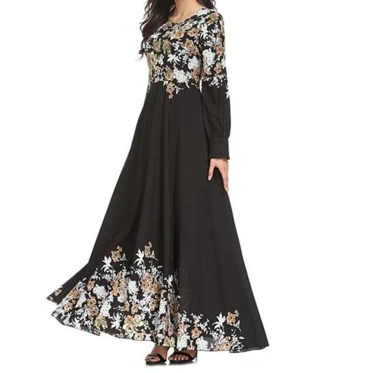 Zahrah Dress Abaya