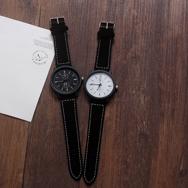 Musaffir Leather Watch