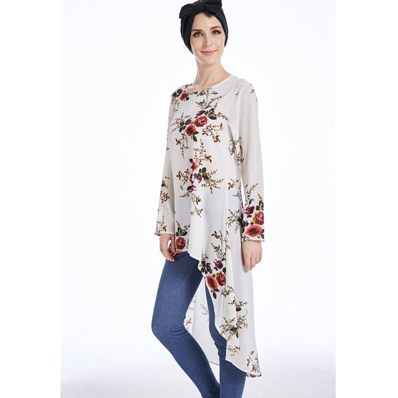 Maryam Floral Blouse