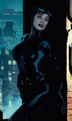 The new 52 Catwoman is her own girl