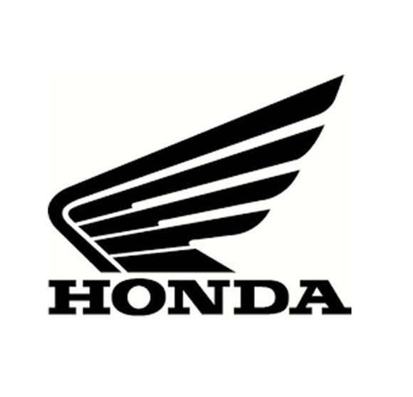 honda tank wings 6 inch vinyl decal