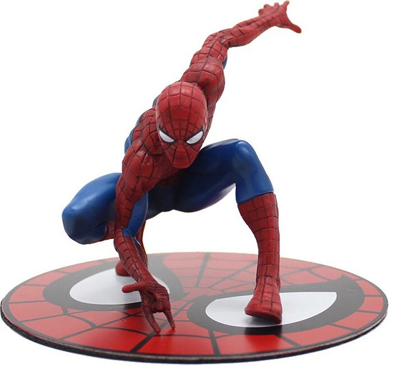 Marvel The Amazing SpiderMan with Scarf ARTFX + STATUE 1/10 Scale Pre-Painted Model Kit PVC Figure Model Toys