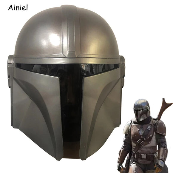 Wars Mandalorian Helmet Full Face
