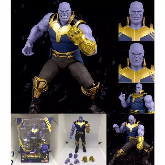 Thanos infinity war figure