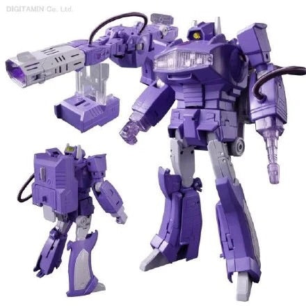 Shockwave transformers decepticon