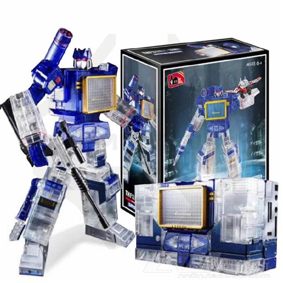 Soundwave transformers decepticon