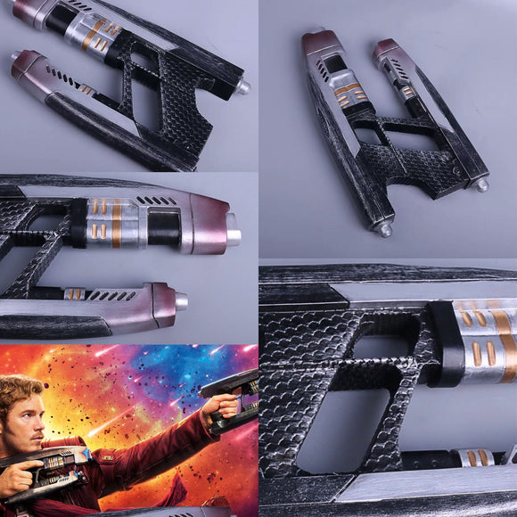 Set of 2 star lord blasters