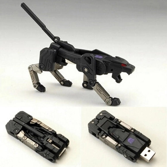 transformers flash drive usb