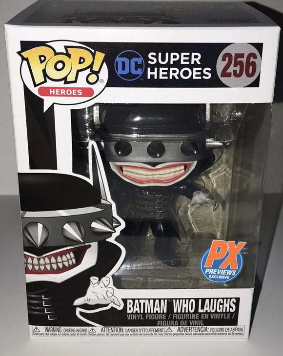 The batman who laughs FUNKO POP