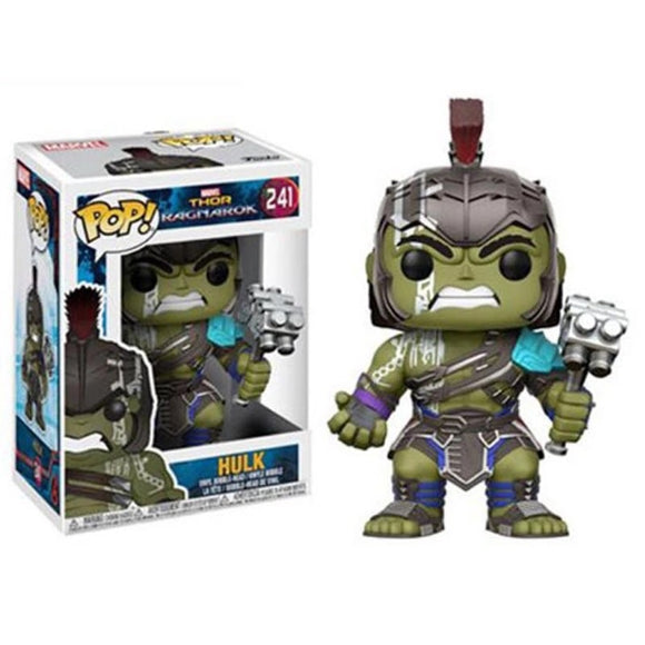 Gladiator hulk Funko pop Vinyl Action Figure