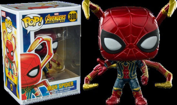 Iron Spider-Man Funko pop