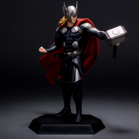 Thor with hammer PVC Action Figure