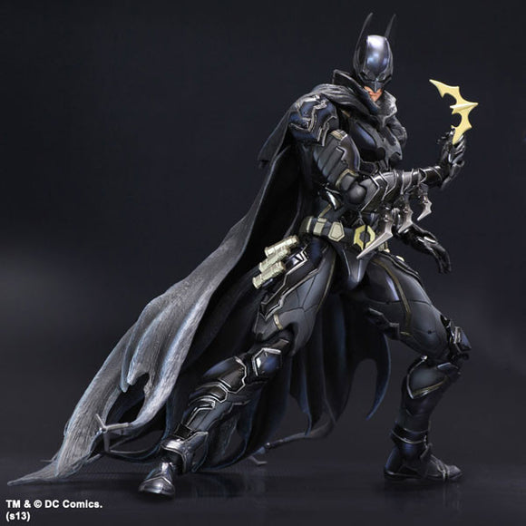 NO.01 Batman PVC Action Figure