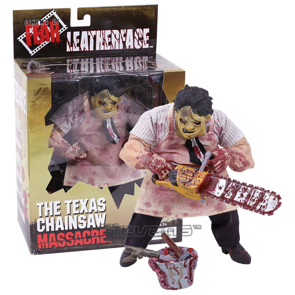 Mezco Saw The Texas Chainsaw MASSACRE Leatherface