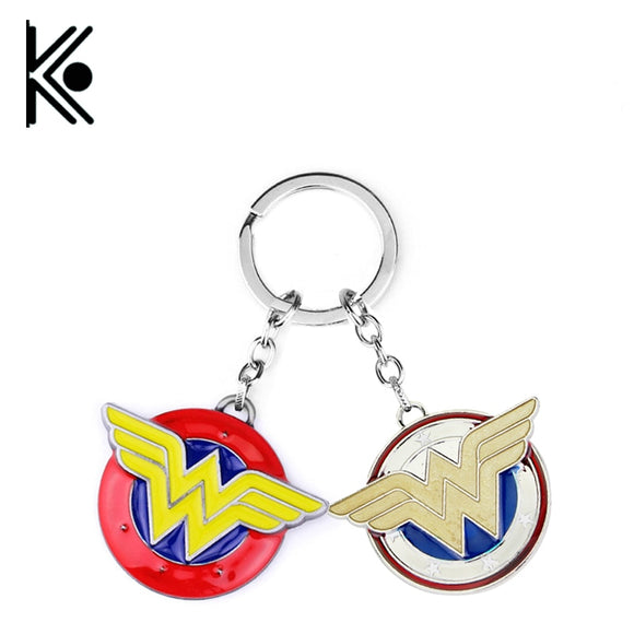 Wonder Woman Keychains