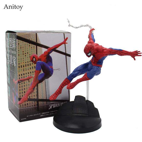 Spiderman Series Spider-Man PVC Action Figure