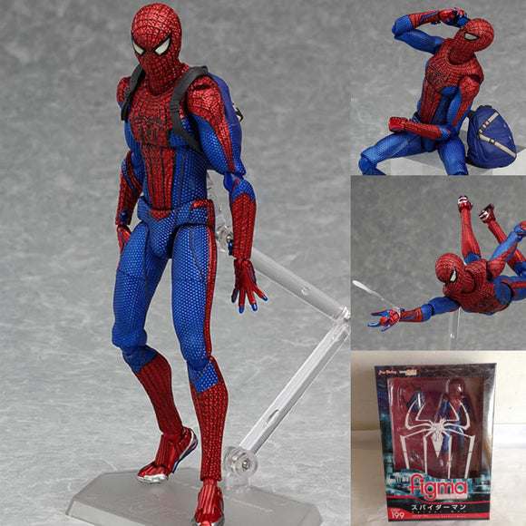 The Amazing Spiderman Action Figure #3